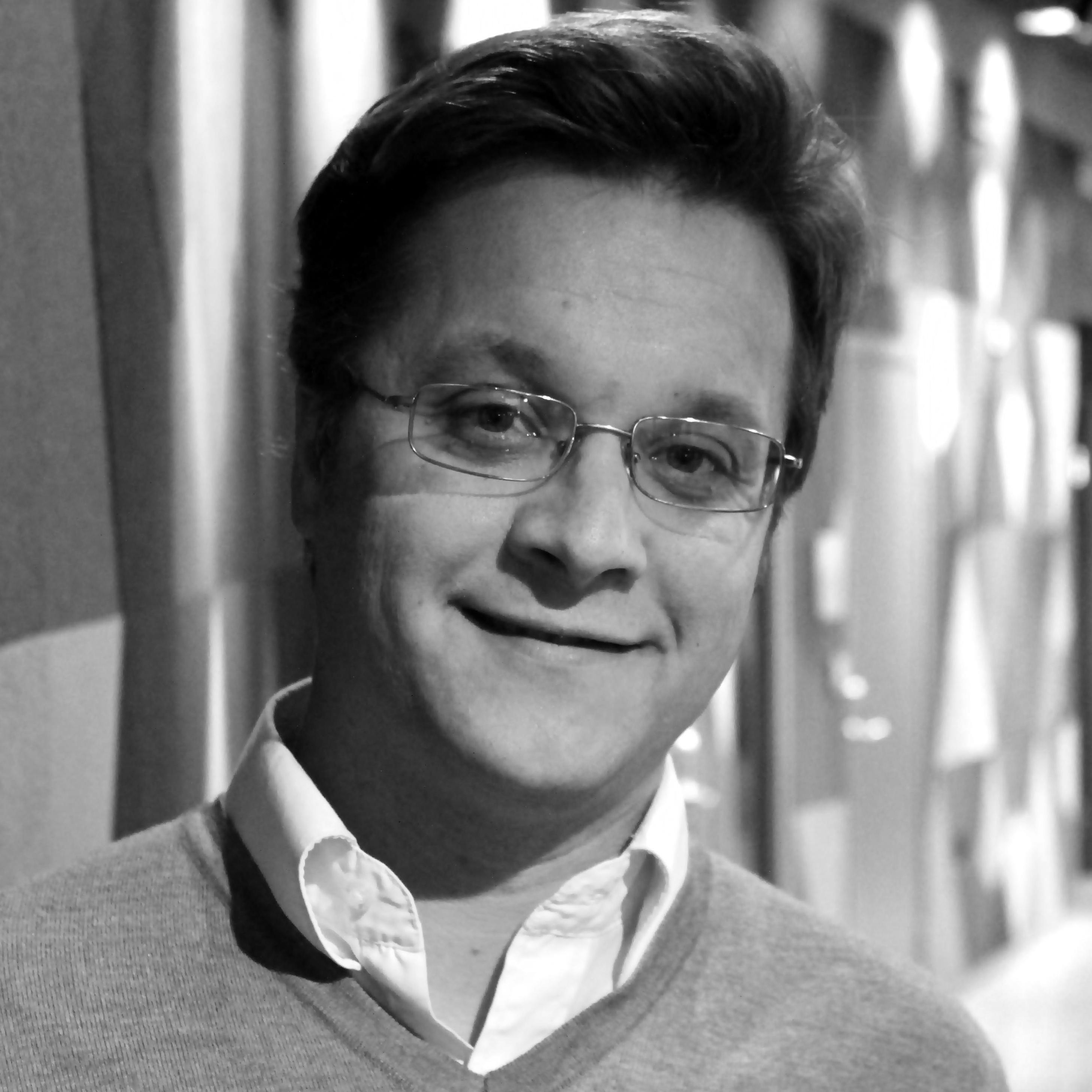Johan Karlsson - enhetschef på Cnema
