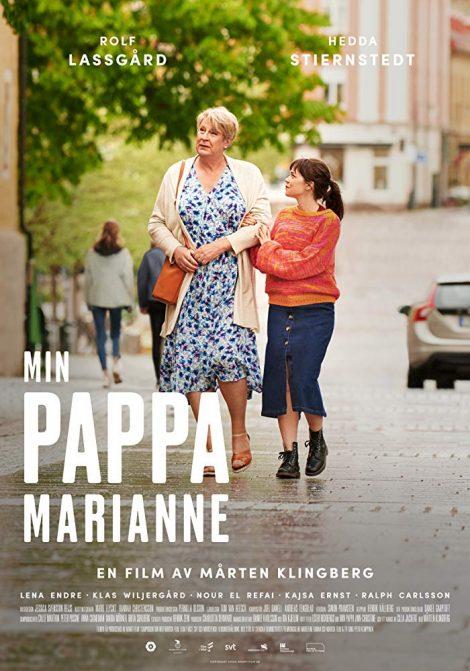 Filmposter för MIN PAPPA MARIANNE
