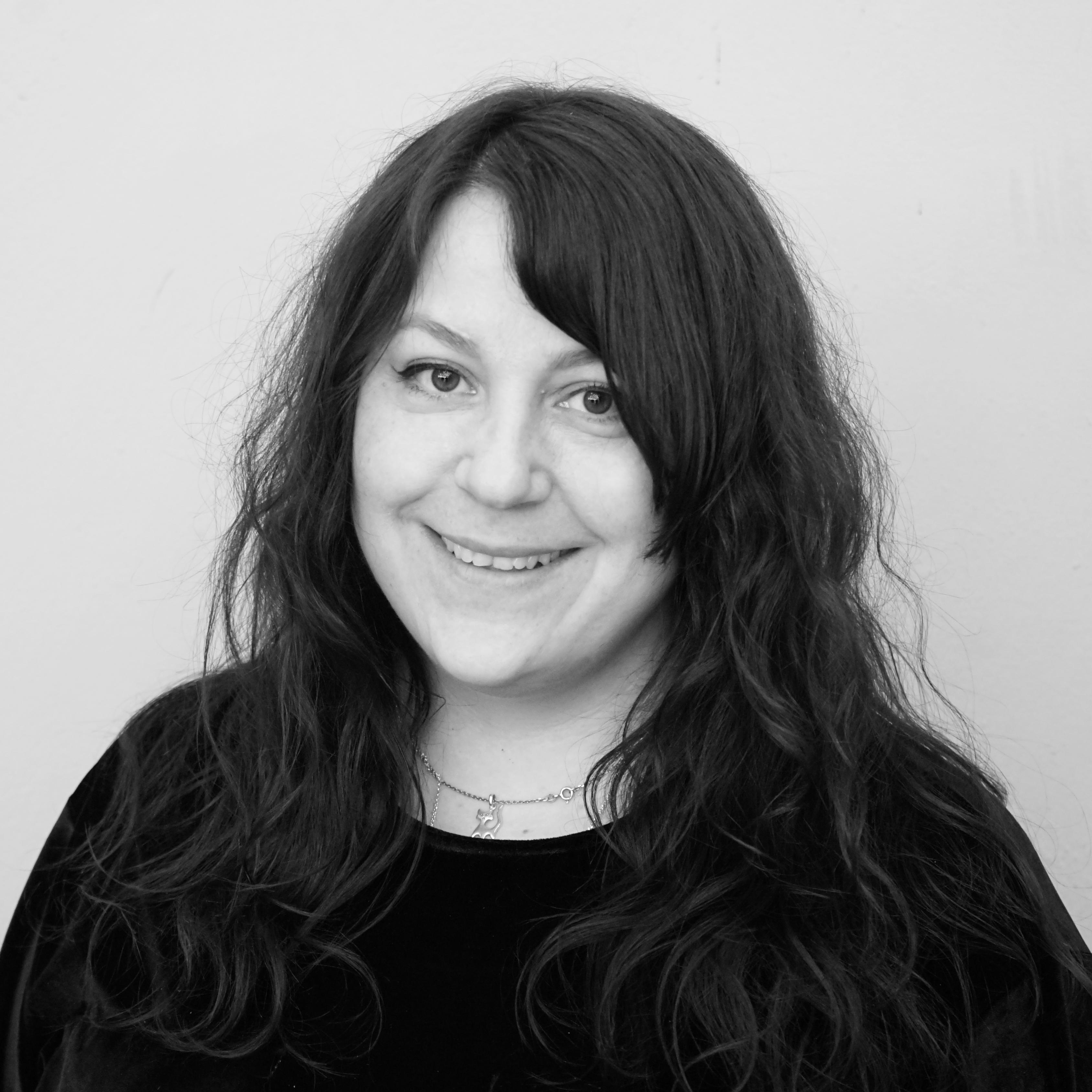 Simona Macuh - eventkoordinator på Cnema