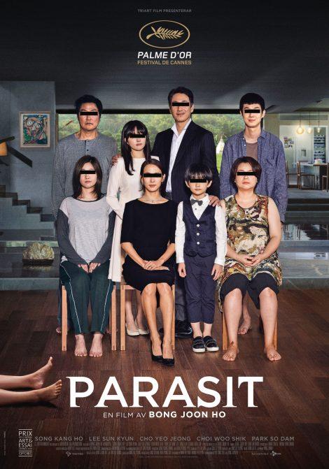 Filmposter för PARASIT