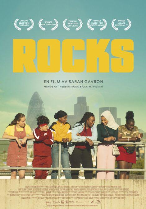 Filmposter för Rocks