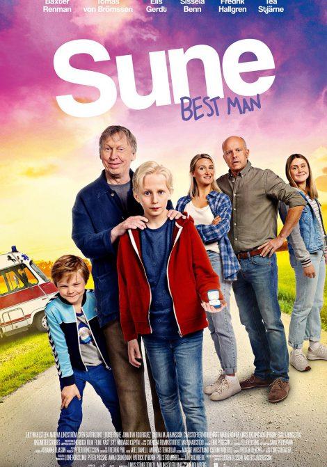 Filmposter för SUNE – BEST MAN